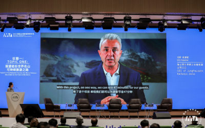 Nachhaltigkeitspreis der Internationalen Bergtourimus-Allianz