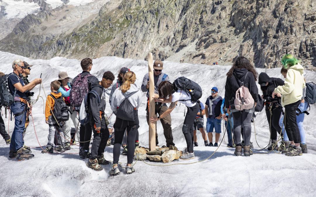 Gipfelkunst im Fluss der Zeit